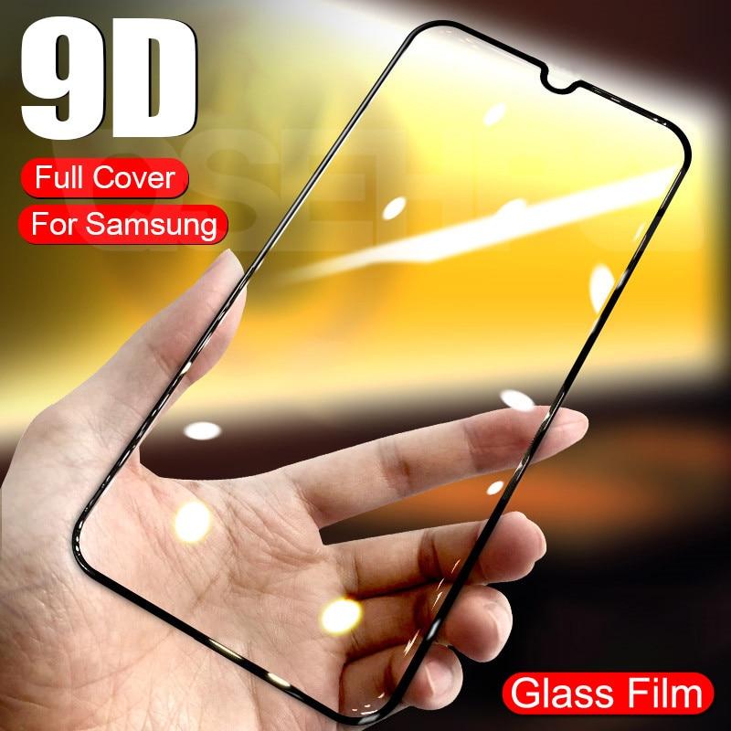 9D закаленное стекло для Samsung Galaxy A01 A11 A21 A31 A41 A51 A71 защита для экрана M11 M21 M31 M51 A21S A30 A50 защитное стекло