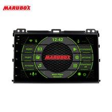 صندوق ماروبوكس 9A107PX5 DSP ، وحدة رئيسية لسيارة تويوتا لاند كروزر برادو ، لمعالج لكزس GX 2002 2009 ، 8 كور PX5 ، أندرويد 9.0 ، 64 جيجابايت