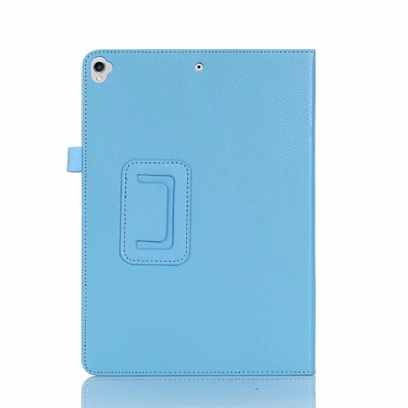 02 Light Blue Black Cover For iPad 10 2 2019 Luxury Leather Case For iPad 10 2 7 7th Generation