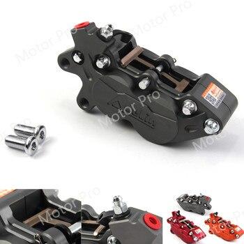 Universal CNC Brake Calipers Motorcycle Disc Brake Caliper Right Left Double Piston 40mm For BWS RSZ Honda CBR1000 600