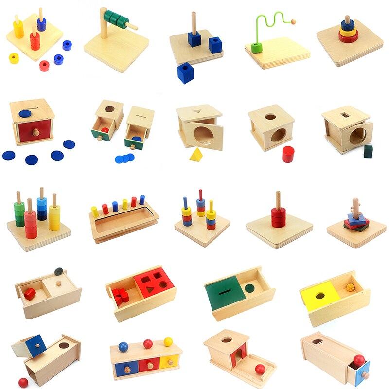montessori-jouets-sensoriels-boite-imbucare-avec-boite-coin-en-bois-vertical-disques-horizontaux-de-base-et-competences-de-la-vie-jouets-main-et-pieds-finders