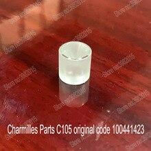 Charmilles части набор винтовой проволочной направляющей C105 0,8 мм код 100441423 для низкоскоростной машины