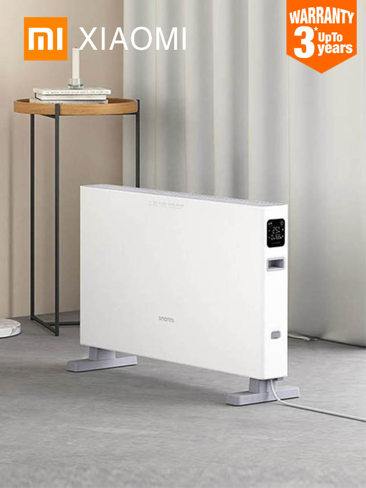 XIAOMI Electric-Heater Fireplace Wall-Warmer SMARTMI Fast-Convector Home-Room 1S
