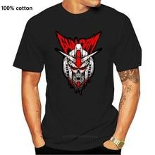 Men tshirt Gundam RX 78 2 Death Ver. Gundam T Shirt Printed T-Shirt tees top