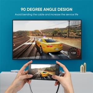 Image 2 - Ugreen USB C A HDMI Tipo di Cavo C HDMI Thunderbolt 3 Convertitore per MacBook iPad Pro 2018 USB C HDMI Adattatore USB Tipo C HDMI