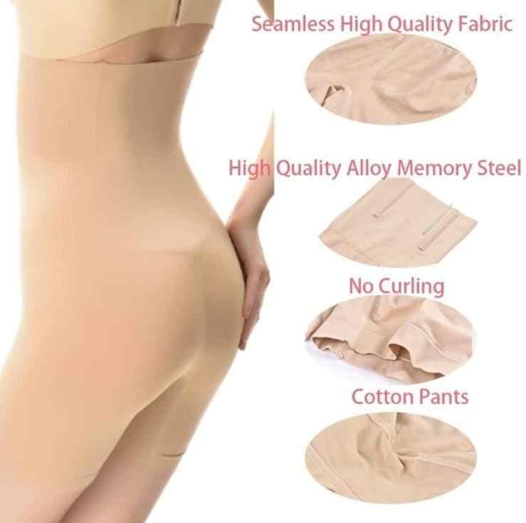 Formador de cintura entrenador bragas de Control de barriga elevador de glúteos y cadera moldeador de cuerpo adelgazamiento ropa interior modelado Correa pérdida de peso