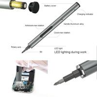 Electric Screw Driver Set of Batch Apple Mobile Phone Repair Precision Miniature Mini Clock Screwdriver Machine