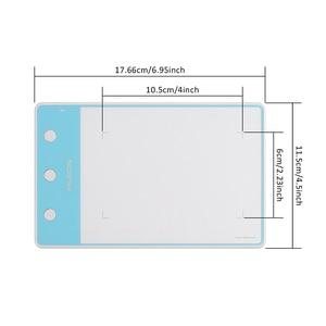 Image 2 - Huion H420 펜 태블릿 그래픽 테이블 서명 패드 4*2 인치 3 익스프레스 키
