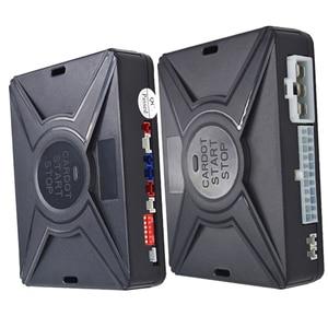 Image 2 - cardot 4g gps Smart Pke Keyless Entry Remote Starter engine Start Stop Car Alarm