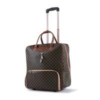 Frauen Koffer Koffer, Wasserdichte Kabine Oxford Tuch, Trolley Auto, Hand Gepäck, Anhänger Box, universal-Rad Trolley