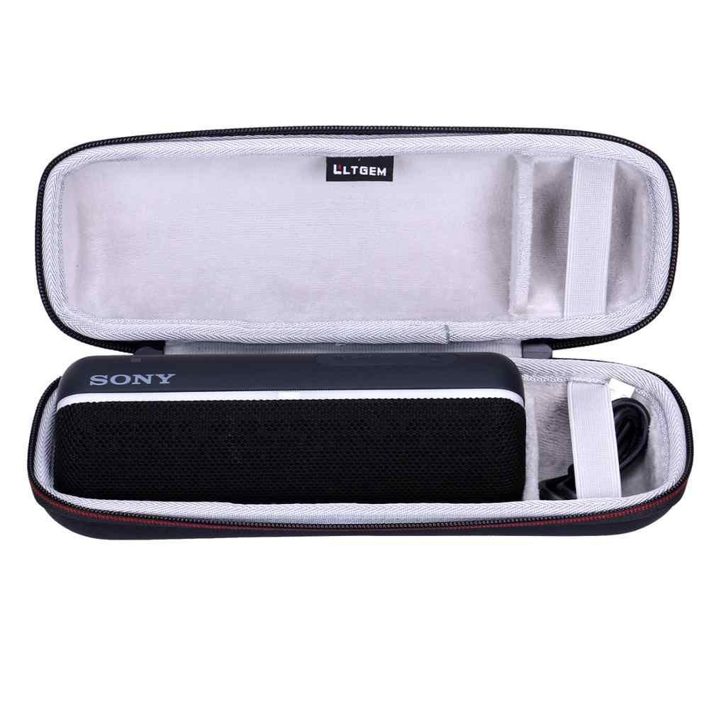Ltgem Waterproof Eva Hard Case For Sony Srs Xb22 Extra Bass Portable Bluetooth Speaker Aliexpress