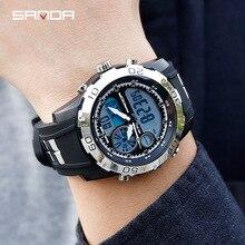 купить Sport Watch Men Wristwatch Outdoor Exercise Digital Watch Men Waterproof Luminous Reloj Calendar Alarm Clock Electronic Watch дешево
