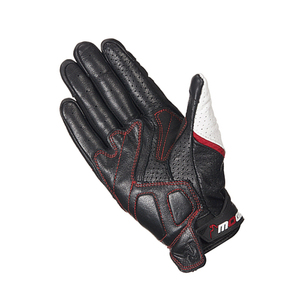 Image 2 - Luvas de couro para motocicleta, luvas de couro para motocicleta, motocross, dedos completos, M XXL