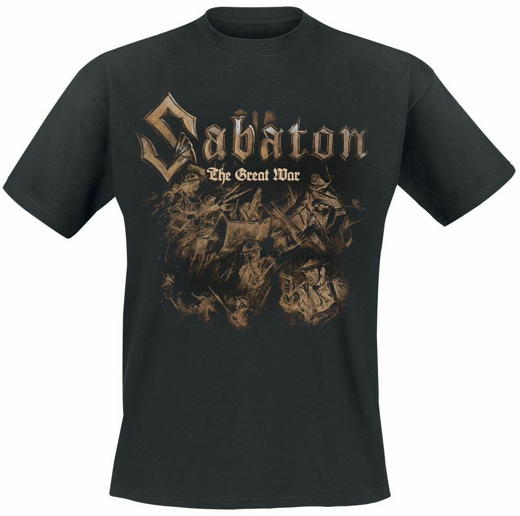 VICTORY RECLAIMED  T-SHIRT Size//SIZE S NEW+ SABATON