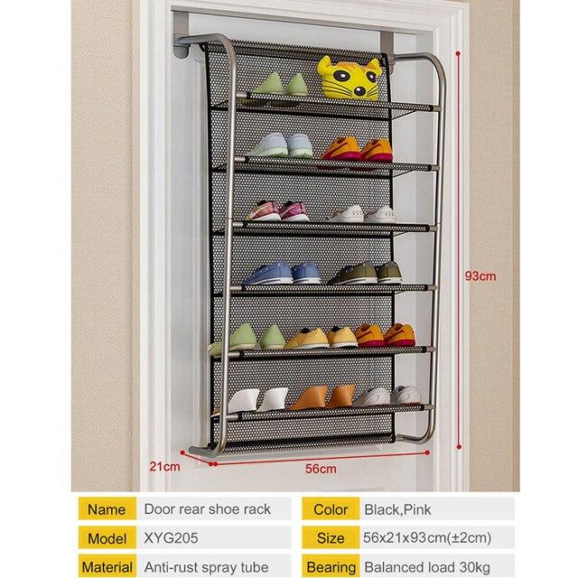 MultiLayer Wall-mounted Shoe Rack  4