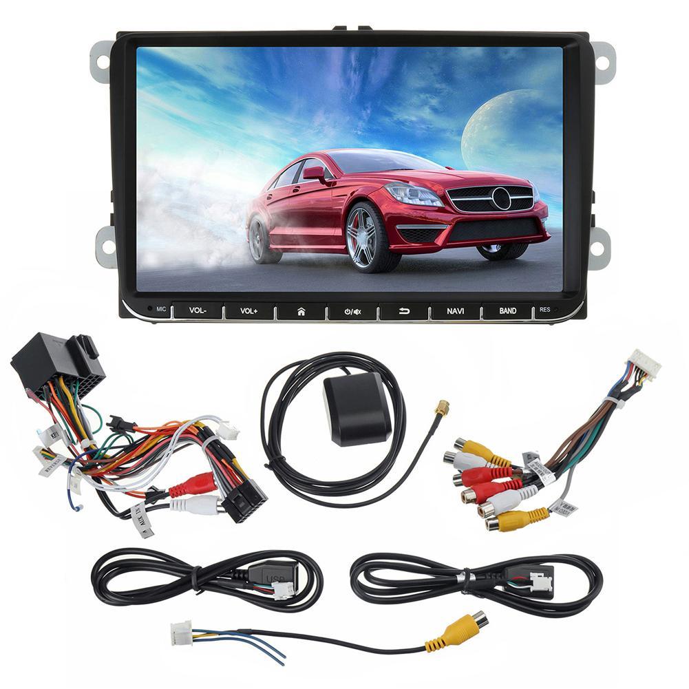 Universel 9 pouces écran capacitif Navigation universel GPS Android 8.1 Machine voiture DVD Navigation intégrée Machine