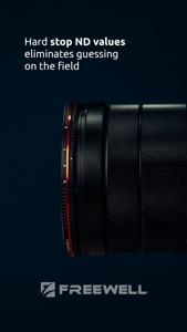 Image 4 - Freewell 82mm fileté arrêt dur Variable ND filtre jour lumineux 6 à 9 arrêt caméra filtre