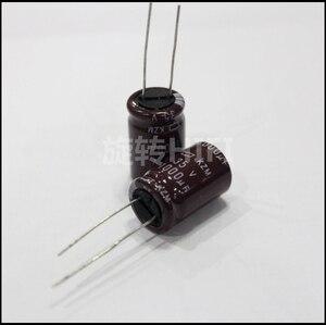 Image 1 - 10 pces novo nippon kzm 35v1000uf 12.5x20mm ncc capacitor eletrolítico 1000 uf 35 v CHEMI CON 35 v 1000 uf