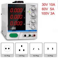 Longwei 3KG Lab Switching Power Supply Laboratory DC 30 V 10A 60V 5A 100V 3A Bench Source Digital Adjustable Switch Power220 V