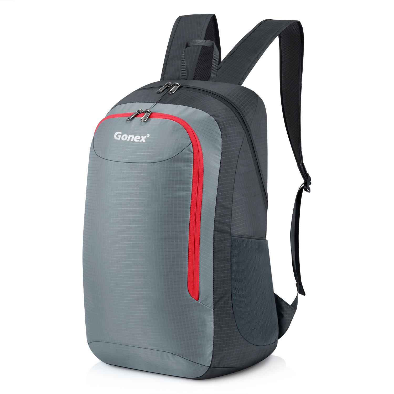 Gonex Packable Travel Backpack 45L Foldable Lightweight Daypack for Hiking Climbing Camping Backpacking Cycling for Men Women