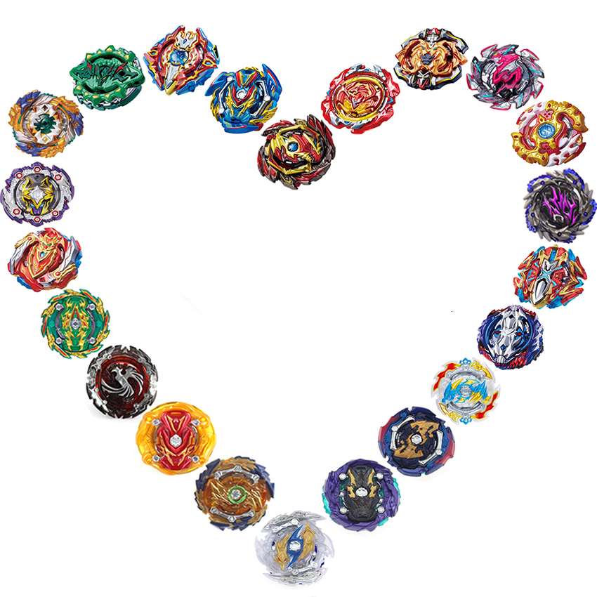 Tops Launchers <font><b>Beyblade</b></font> metal fusion <font><b>B</b></font>-135 Burst GT Toys Arena Metal God Bayblade Spinning Top Bay Bey Blade Blades Toy image