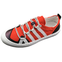 Summer New Fashion Shoes Breathable Shoes Casual Shoes youth boys off white shoes brand red color shoes all mens shoes sneakers cheap YEELOCA Cotton Fabric Rubber Lace-Up Fits true to size take your normal size Basic 6099 Mixed Colors Adult Massage Sweat-Absorbant