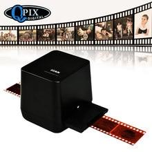 17.9 mega pixéis motorista livre usb 35mm scanner de filme negativo 135 slide e filme conversor 17.9 mp135 scanner de filme foto