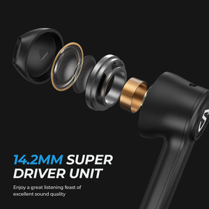 Image 3 - SoundPEATS TrueBuds אמיתי אלחוטי אוזניות Bluetooth 5.0 מגע בקרת TWS אוזניות עם 2600mah טעינת מקרה