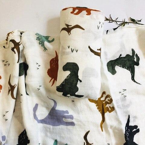 cobertores bebe swaddle cobertores de bambu algodao