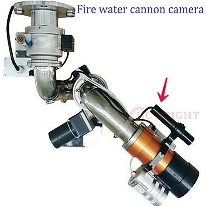 bnc interface fogo canhão de água mini