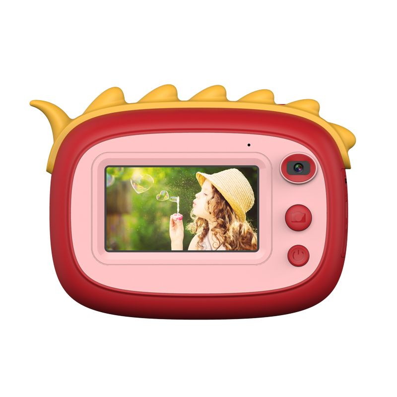 Kids Camera Toys For Kids Educational Toys For Children Baby Gifts Video Camera 2800P Cute Photography Instant Camera