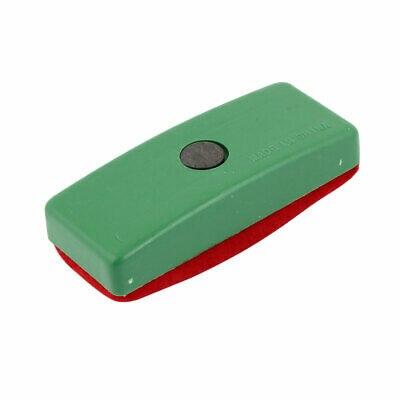 Green Red Magnetic Chalk Blackboard Velvet Cleaning Eraser Wipe Cleaner