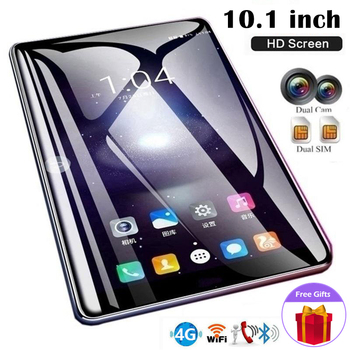 10.1 Inch RAM 6GB ROM 128GB 2560 * 1600 IPS Screen Tablet 10 Octa Core MT6797 4G Dual Sim Card Phone 4G Call Wifi Tablet PC ips tablet octa core 10 inch 6g ram 128gb rom 2 in1 tablet with phone ful hd tablet pc google play android 8 0 nougat 10 10 1