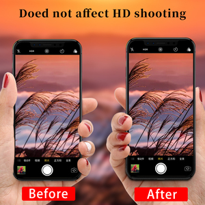 Image 5 - For iPhone XR Seconds Change For iPhone 11 Lens Sticker iPhone11 Luxury Metal Alumium Protector Cover Camera Protective Cover