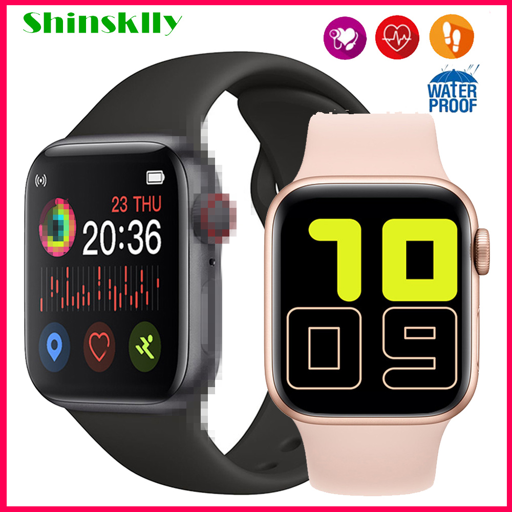 2020 Smart Watch Men Blood Pressure Smartwatch Women Waterproof Bluetooth Call Clock Fitness Tracker Watches For Android IOS