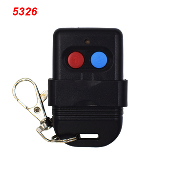 1piece Malaysia SMC5326 5326 330mhz 433mhz 8 dip switch auto gate duplicate remote control - sale item Access Control