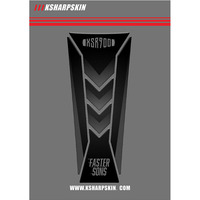 3D Edge Gel Personality Popular Tank Pad Motorcycle Decal Emblem Gas Fuel Oil Tank Sticker For YAMAHA XSR900 xsr900