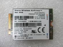 Banda larga sem fio airprime em7455 cat6 4g lte wwan cartão para lenovo thinkpad fru 00jt542 00jt547