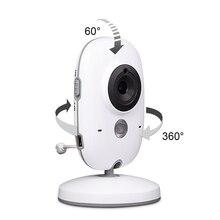 Нэн Беспроводной видео Видеоняни и радионяни 4,2 дюймов няня Камера 2х сторонняя связь, Ночное видение ИК светодиодный Температура монитор для сна для маленьких