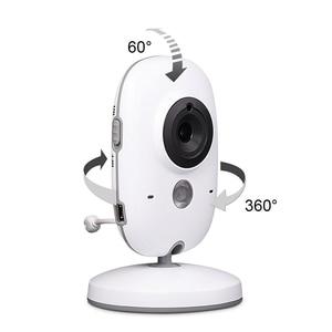 Image 1 - Neng Wireless Video Baby Monitor 4.2 Inch Nanny Camera 2 Way Talk Night Vision IR LED Temperature Monitor Infant Baby Sleep
