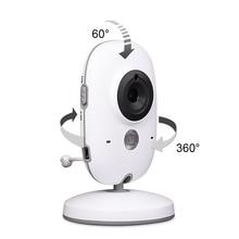 Neng monitor do bebê de vídeo sem fio 4.2 Polegada câmera babá 2 vias falar visão noturna ir led monitor temperatura bebê infantil sono