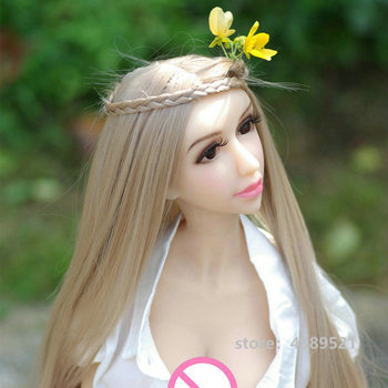 88CM NEW Russia, Europe small sex doll Head and body can not be separated real doll for man
