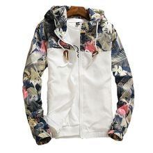 Hooded jackets for women 2019 summer Causal windbreaker basi