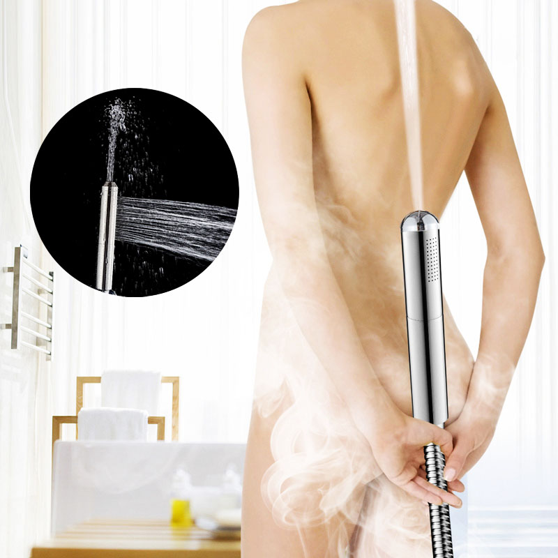 Modun Stainless Steel Handheld Hygienic Shower Portable Bidet Sprayer Gun Household Spray Toilet Bidet Tap Douche Bidet Faucet