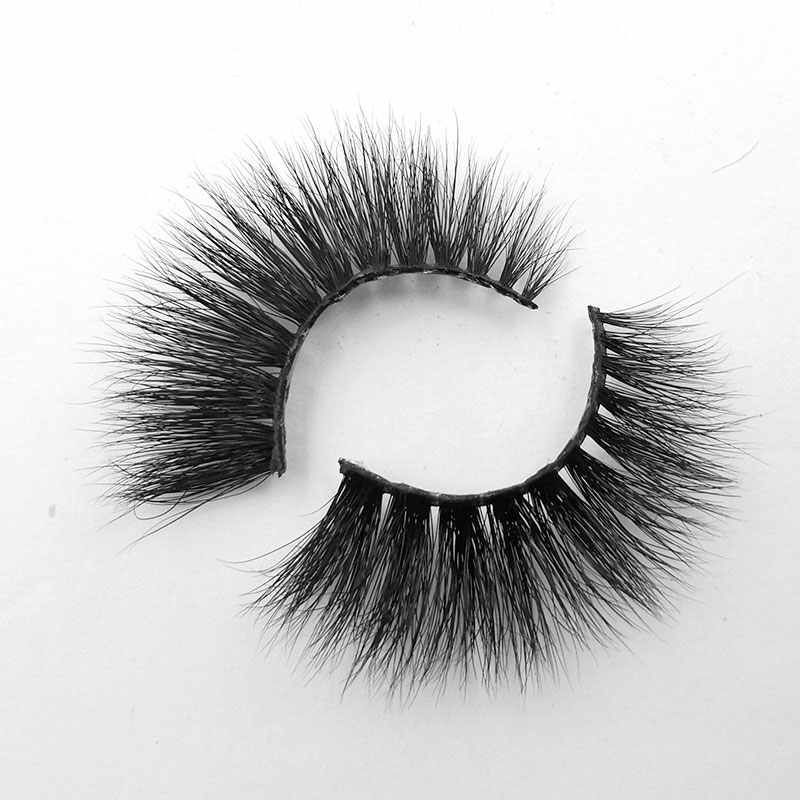 Iflovedekd fabrik großhandel preis Auge Wimpern Natürliche falsche Wimpern 1 pairs 3D nerz gefälschte wimpern