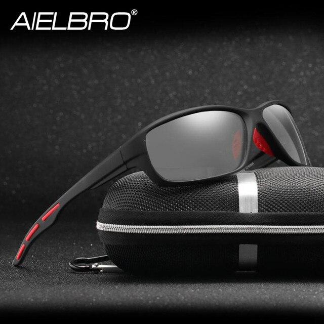 Homem ciclismo óculos photochromic ciclismo óculos polarizando 2020 bicicleta óculos de ciclismo gafas ciclismo 6