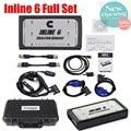 A + + qualität INLINE 6 Daten Link Adapter Heavy Duty scanner Volle 8 kabel Lkw beruf Diagnose Werkzeuge in KANN flasher Remapper-in Auto-Diagnose-Kabel und Steckverbinder aus Kraftfahrzeuge und Motorräder bei