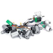 חם שסתום גוף Solenoids ערכת לניסן Altima Sentra Rogue CVT JF011E RE0F10A F1CJA 33446-JF011 33420XX1(China)
