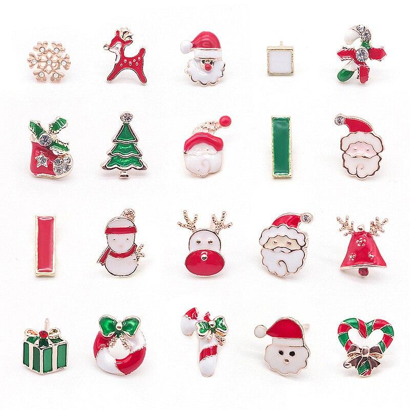 Pendientes de perlas para mujer, joyería de Navidad, pendientes de copo de nieve, conjunto de joyas bohemias, pendientes de Navidad de moda, pendientes de perno,pendientes pendientes mujer pendientes hombre pendientes