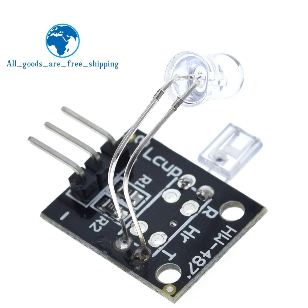 TZT KY-039 5V Heartbeat Sensor Senser Detector Module By Finger For Arduino